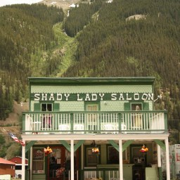 Ouray and the Million Dollar Highway, CO