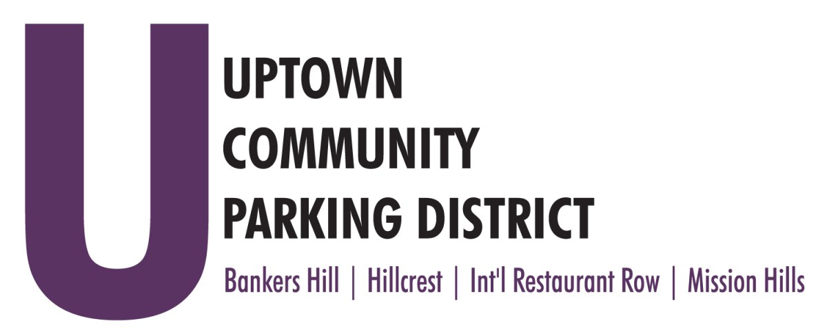 Uptown Community Parking District | Banker's Hill, Hillcrest, Int'l Restaurant Row, Mission Hills