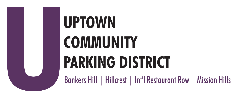 ParkUptownSD.org Logo