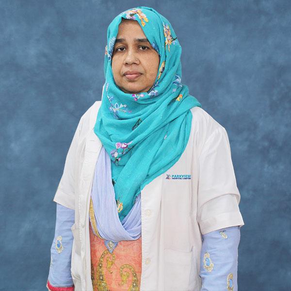 Dr. Afroja Chowdhury
