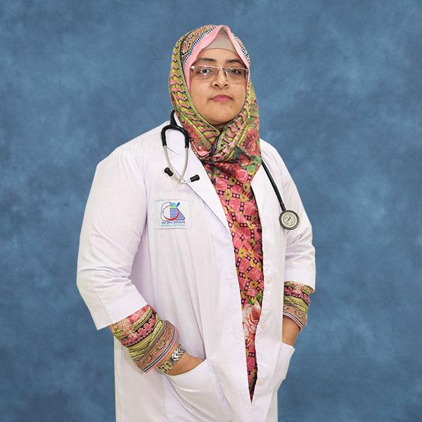 Dr. Najma Mahboob