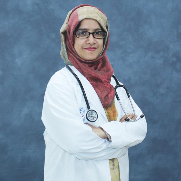 Dr Merina Arjumand