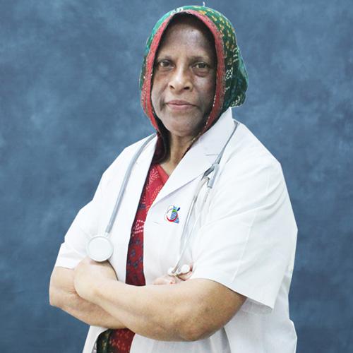 Dr Zakeya Sultana