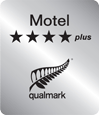 Qualmark 4-Star Plus rating
