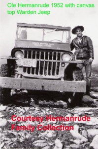 Ole Hermanrude Jeep Labeled