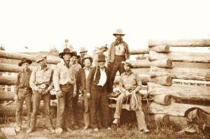 Chaperon crew 1943
