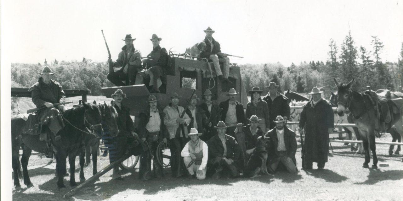 Ray Frey's Riding Mountain NP staff