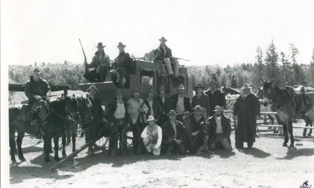 Ray Frey's Riding Mountain NP staff