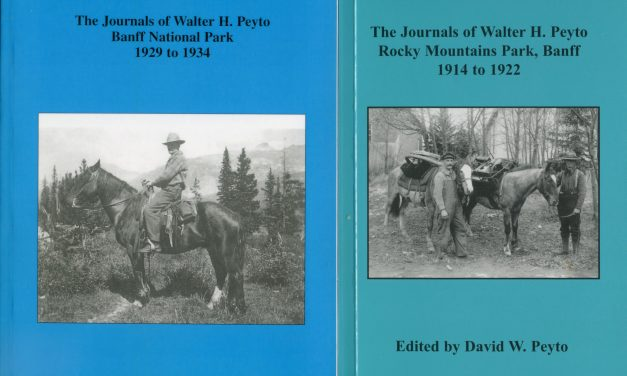 Banff Town Warden, The Journals of Walter H. Peyto