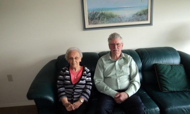Murray & Helen Dawson