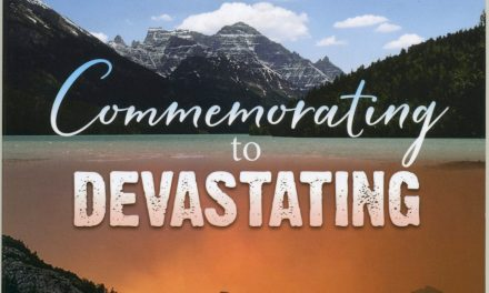Commemorating to Devastating, by Carol Robbins