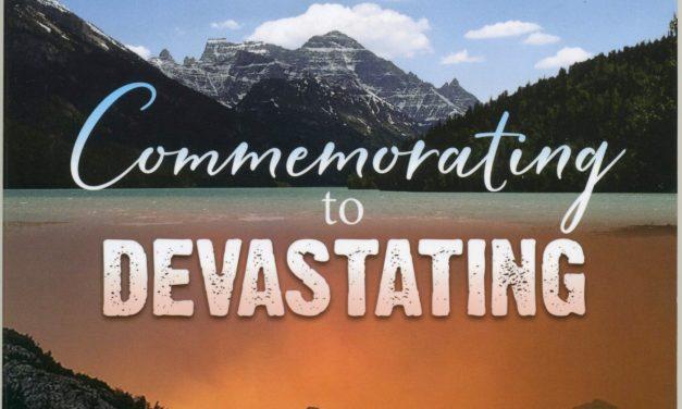 Commemorating to Devastating, by Carol Robbins