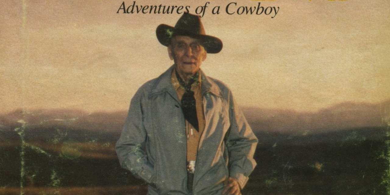 Buffalo Bud, Adventures of a Cowboy, by EJ (Bud) Cotton