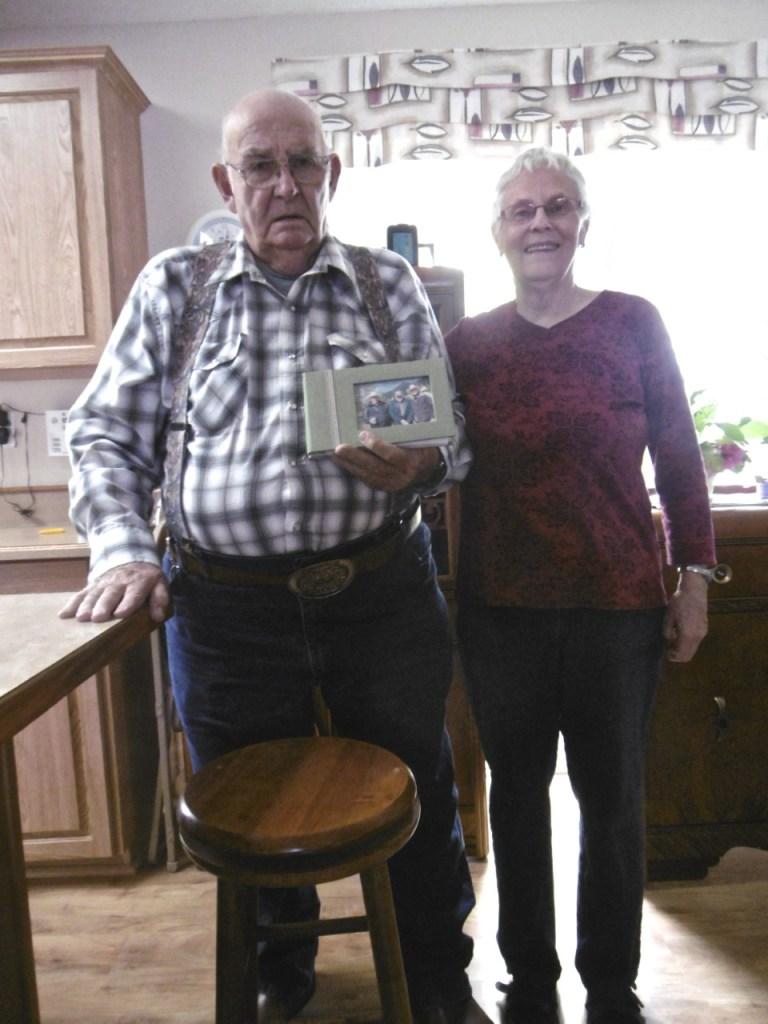 Bill and Cheryl Walburger