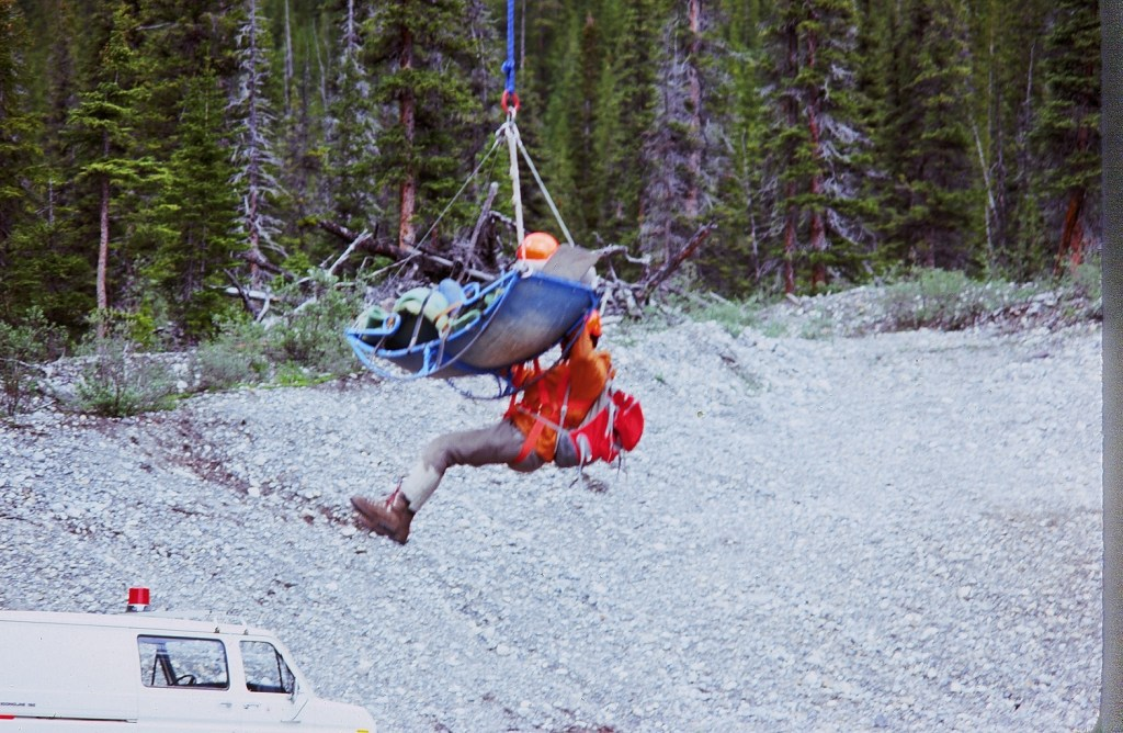helicopter training YNP