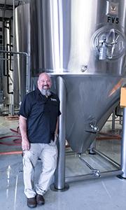 Mike Pensinger Brewmaster Parkway Brewing Company Salem Roanoke Virginia Craft Beer
