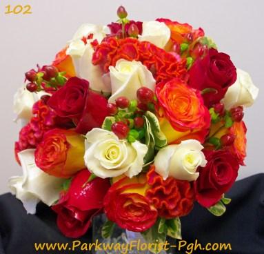 bouquets 102