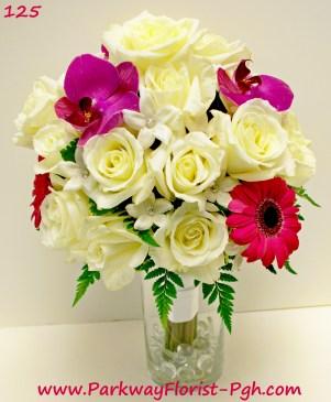 bouquets 125