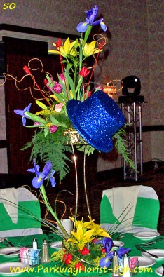 center pieces 50