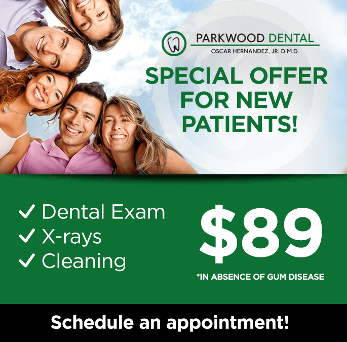 Special Offer for New Patients!