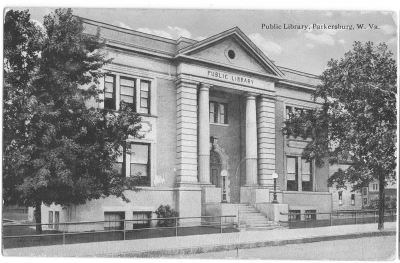 Carnegie Library - Parkersburg WV