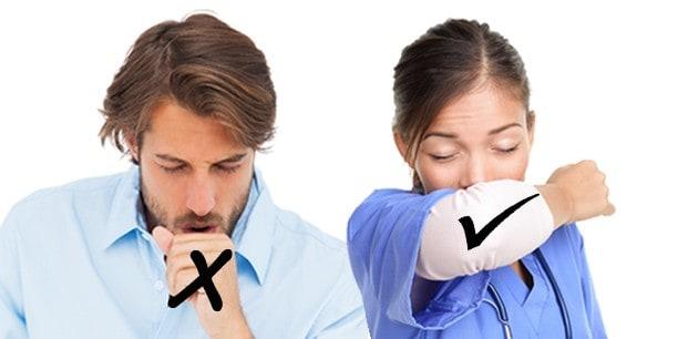 doğru hapşırma ağız kollara kapatılarak yapılandır.İnfluenza virüsünün neden olduğu grip hastalığını başka kişilere bulaştırmamak adına bu çok önemlidir.