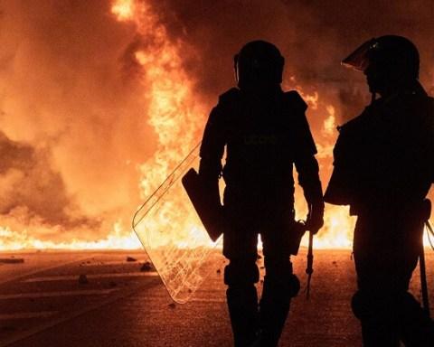 katalonyada protesto