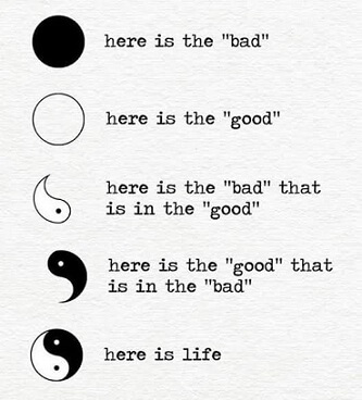 yin yang ne demek