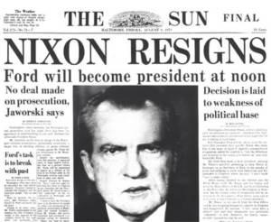 Watergate Skandalı