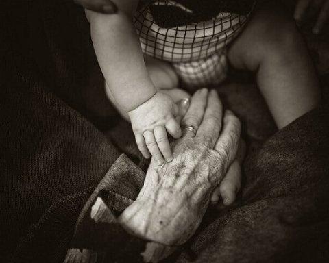 Ömür - çocukluk ve yaşlılık