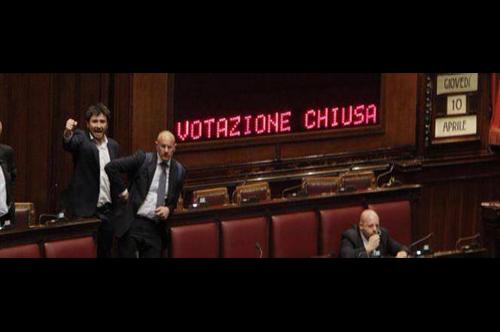 Camera, niente numero legale: siamo noi la prima vera opposizione!