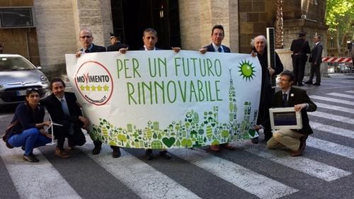 G-7 Energia: il M5S chiede un futuro efficiente e rinnovabile!