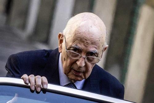 Napolitano, testimone della trattativa Stato-Mafia