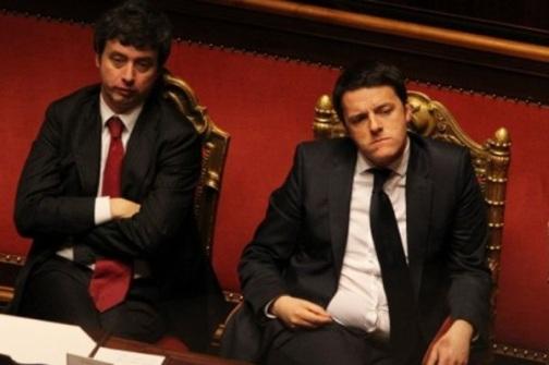La farsa del governo Renzi davanti alla corruzione che avanza