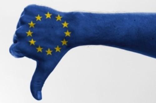 L'Europa si scopre euroscettica