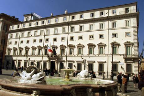 Appalti, nessuna trasparenza a Palazzo Chigi
