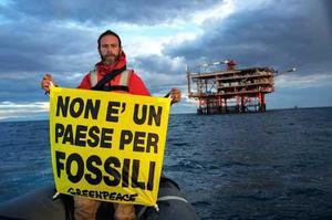 Trivelle: Galletti ministro fossile distrugge economia e ambiente #iovotoSI