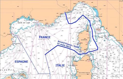 Cessione acque territoriali italiane alla Francia, no alla penalizzazione della nostra pesca!