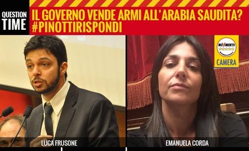 Bombe saudite sulle Yemen, provenienza Made in Italy. Stiamo violando la legge?