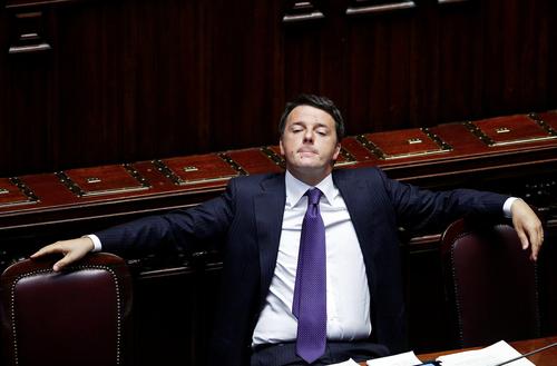 Le menzogne senza scrupoli di Renzi su sanità ed epatite