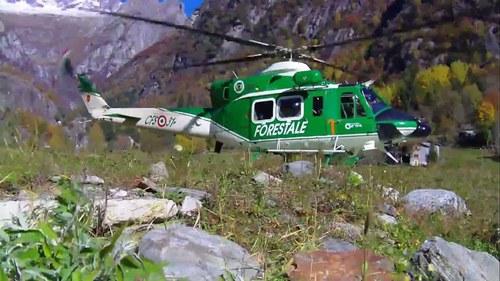 Emergenza terremoto-maltempo: la burocrazia tiene a terra elicotteri della Forestale