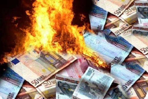 Derivati, bruciati già 29 miliardi: ci costano quanto una manovra