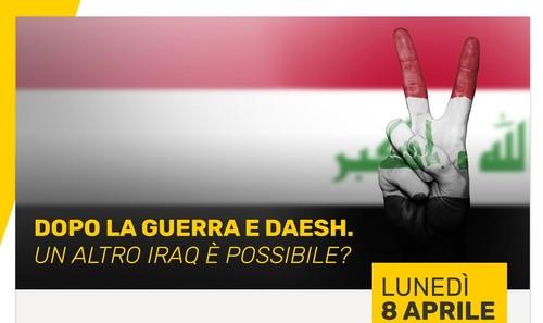 Dopo la Guerra e Daesh. Un altro Iraq è possibile?
