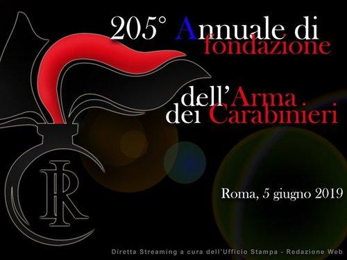 Carabinieri. Festa dell'Arma occasione per celebrare il suo per sicurezza e legalità