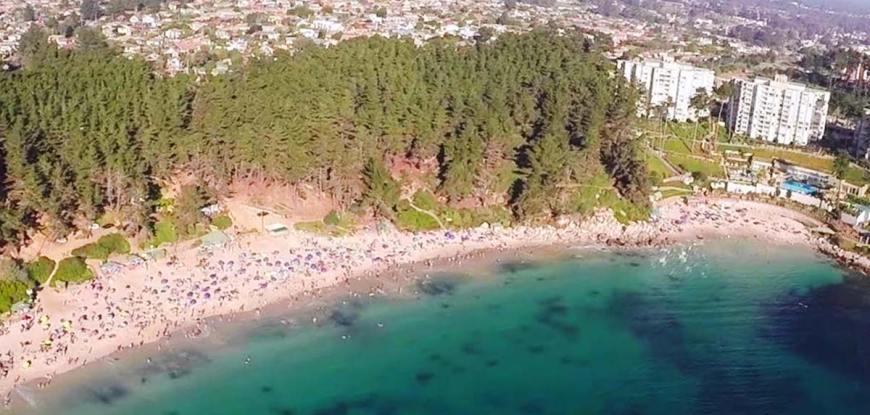 Playa El Canelo Algarrobo