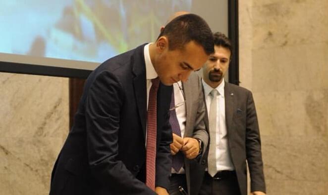 GOVERNO. DI MAIO CHIEDE IL CHIARIMENTO POLITICO - PARLAMENTONEWS