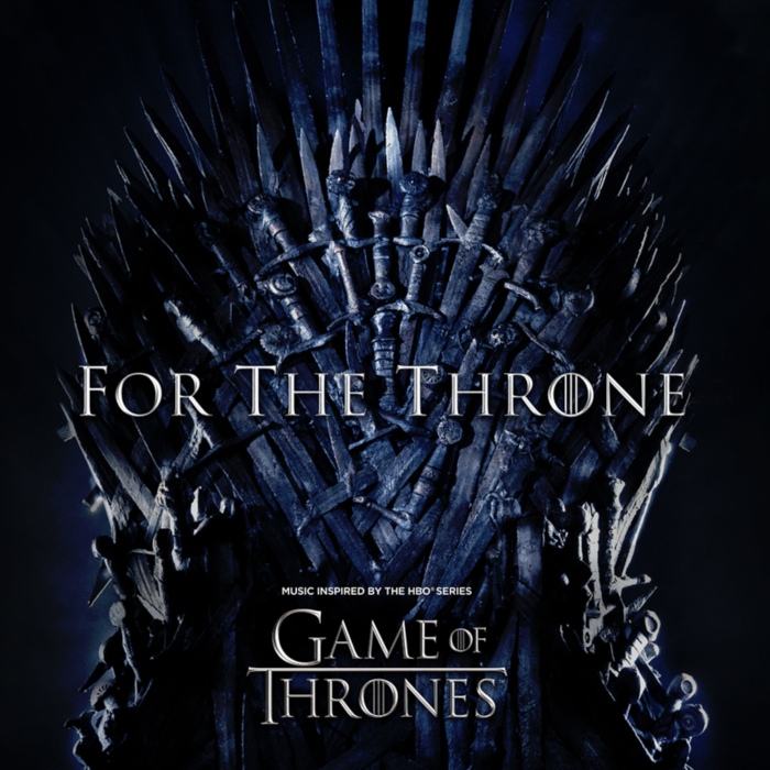 HBO Announces 'For The Throne' Album with Music Inspired By Game of Thrones