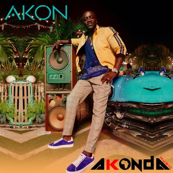[STREAM] Akon Releases Second Album This Month, Afrobeats Album, 'Akonda'