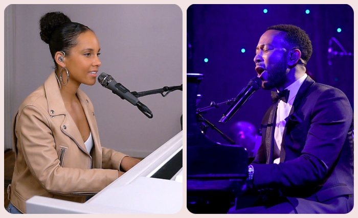 Round By Round Break Down of the John Legend vs Alicia Keys Verzuz Battle