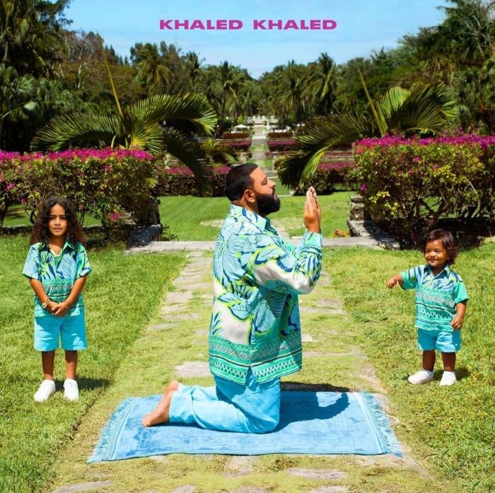 DJ Khaled Reveals Singles, Cover & Tracklist For Upcoming 'Khaled Khaled' Album